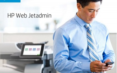 Instalasi, Konfigurasi, Monitor, Troubleshoot, Manage Printer dengan Software HP Web Jetadmin